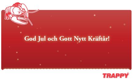 God Jul Önskar Smålandsmjärden AB