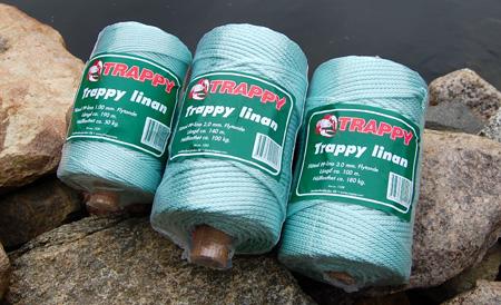 Trappy linor