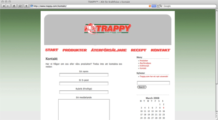 Nya Trappy.com